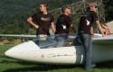 Przygotowania do lotu - Żar 2011