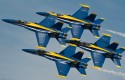 McDonnell Douglas F/A-18 Hornet Blue Angels